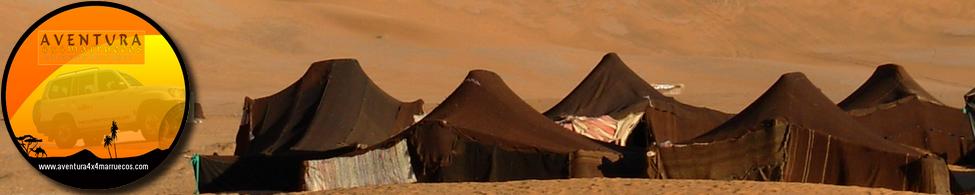 bivouac-sahara