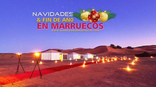 Nochevieja y Año nuevo en Marruecos