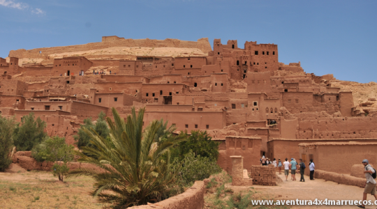 Excursion de Ait Ben Haddou desde Marrakech