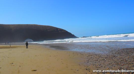 OFERTA DESTACADA: Vacaciones Sol y Playa - Sidi ifni Playa blanca