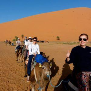 viaje de 2 dias al desierto de merzouga desde Fez